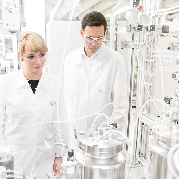 Faster catalytic lead identification